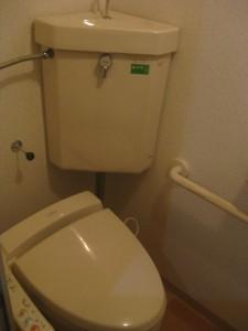 既存トイレ写真