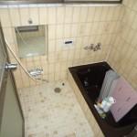 施工前1在来浴室