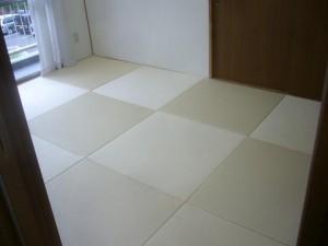 カラー畳(白)