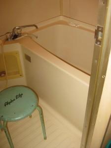 浴室工事前写真