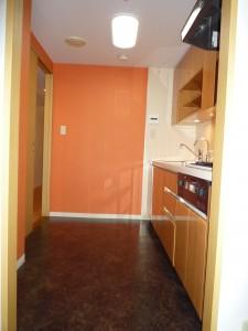 施工後のキッチン写真