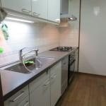 新規キッチン