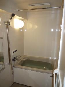新規ユニットバス タカラ 広ろ美ろ浴室