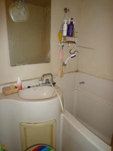 既存浴室の写真1