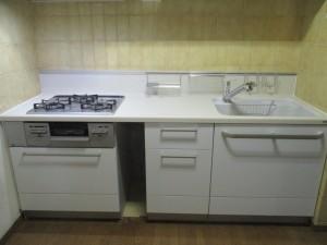 新しいキッチン1