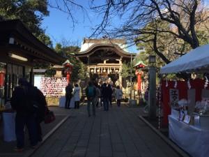 江ノ島神社 奥津宮
