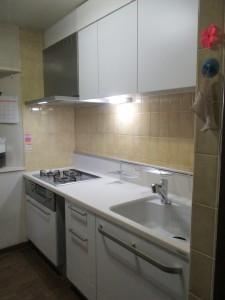 新しいキッチン3