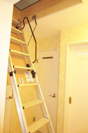 二世帯住宅の二階の間取り変更と水回り全てをリフォーム!
