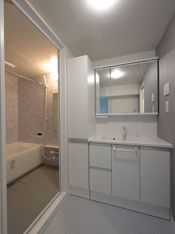 間取り変更と設備交換でマンションのお部屋を一新!