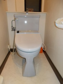 お掃除がしやすく、使いやすい水廻り設備に
