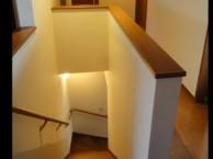 2世帯住宅に階段を新設