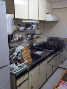 長年使っていたキッチンをピカピカに!クリナップ ラクエラにお取替え