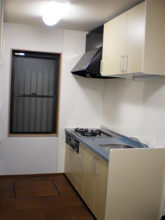 キッチンリフォームを含めた全面改装工事