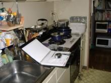 YAMAHAのベリーを使ったキッチンリフォーム