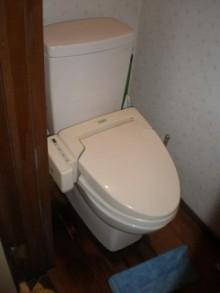 新!GGはお掃除楽々なトイレ
