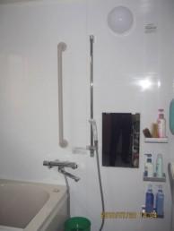 おばあちゃんのための浴室リフォーム