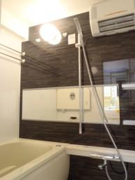 マンションの浴室の快適性にこだわったリフォーム