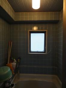 温かい快適浴室になりました