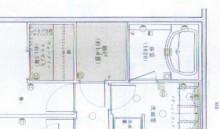 リフォーム前の図面