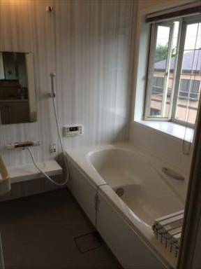 LIXIL キレイユでゆったり気持ちのいい浴室に
