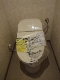 イイトコ取りのGG1で快適トイレ