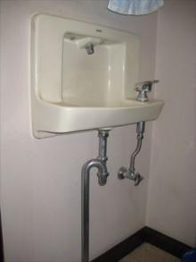 明るく清潔感のあるトイレに