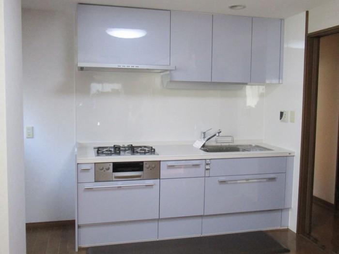 充実した設備で使いやすいキッチンに