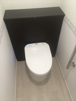 TOTOトイレでイメージチェンジ♪