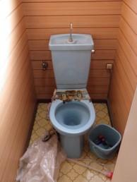 LIXIL アステオ・リトイレにお取替え