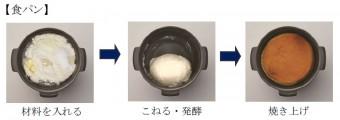 スイングオーブン調理例③