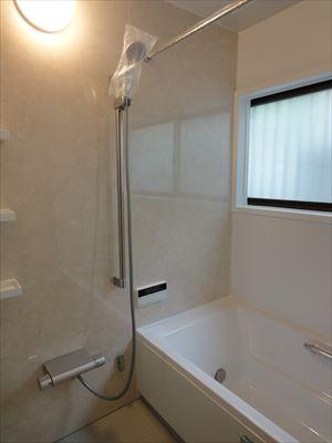 在来浴室からユニットバスへの交換