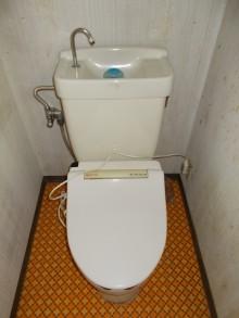 奥様こだわりのエレガントなトイレに