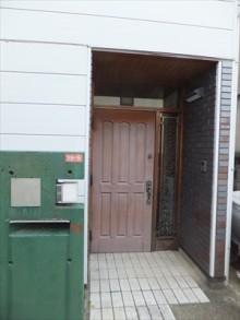 全面改修で玄関もイメージチェンジ