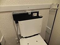 新レストパルとスリムC手洗い器に交換