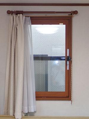 内窓インプラスを取り付けて冷気をシャットダウン!
