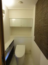 最新の設備で使いやすくオシャレなトイレに