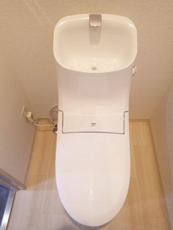 歯科クリニックのトイレ取替え工事