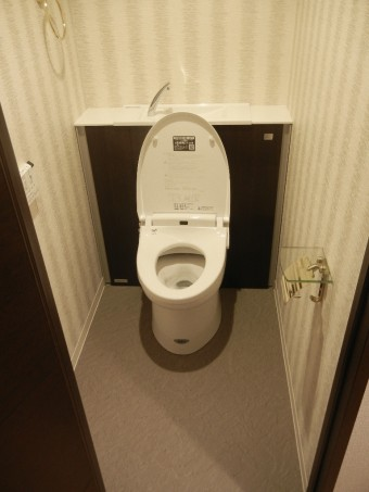 LIXIL 収納一体型トイレ ピタでトイレリフォーム
