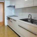 優れたデザイン性と最新機能―お掃除ラクラクなキッチン 大田区M様邸