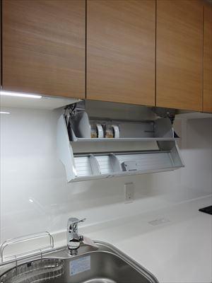 LIXIL リシェルSIで使いやすいキッチンに