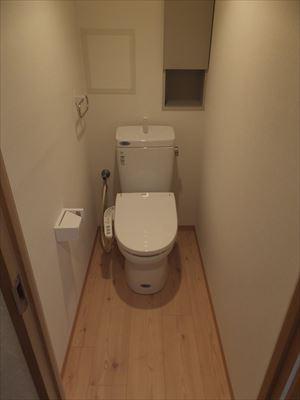 LIXIL アメージュZリトイレにお取替え