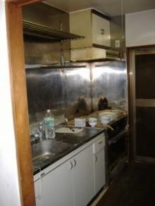 長年使用していなかったキッチンをリニューアル