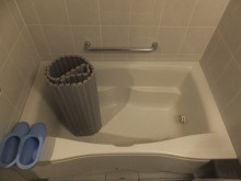 まる洗いカウンターでお掃除もラクラク!