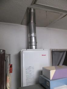 老朽化した配管も更新ー安心して住める住まいに