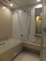 ホテルのように寛げる空間に浴室リフォーム