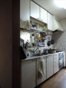 長年の夢だったキッチンリフォーム