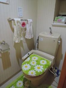 TOTO レストパルでスッキリトイレ