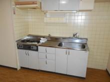 中古マンションをお料理教室のキッチンスタジオに