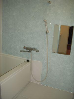 賃貸マンションの浴室リフォーム