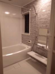 戸建て在来浴室からユニットバスへの交換